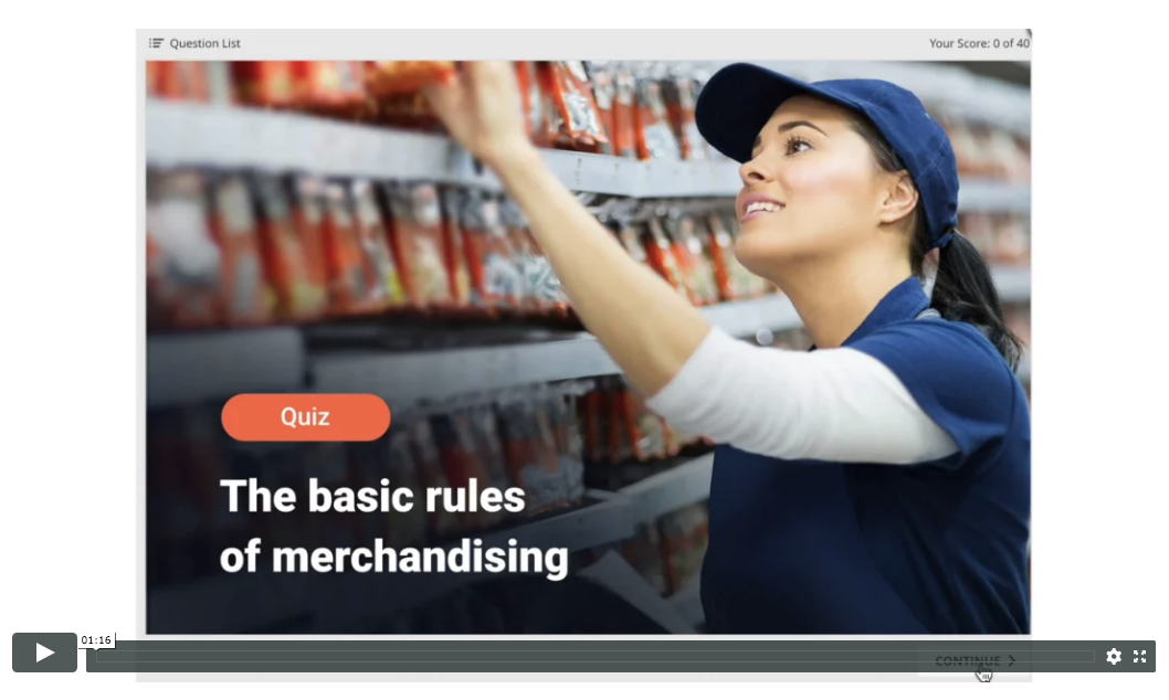 The Basics of Merchandising