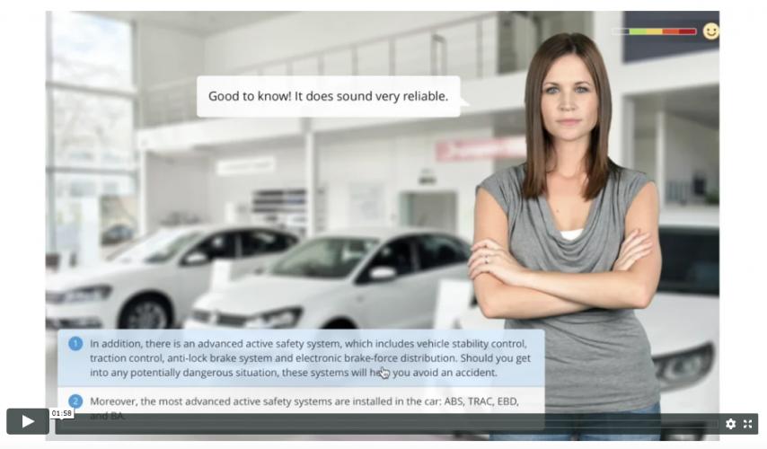 Fast Motors Sales Training